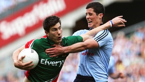 That saw Mayo through to an All-Ireland semi-final against Dublin where Alan Freeman found himself tackled by Rory O'Carroll