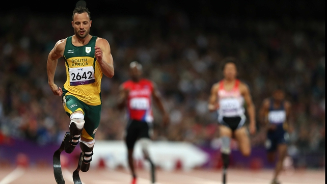 Oscar Pistorius apologised for his post-race comments