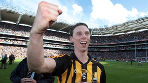 And Brian Hogan and his team-mates were left to celebrate reaching yet another All-Ireland decider