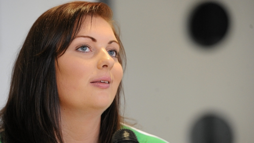 Orla Barry has won Ireland's tenth medal the Paralympic Games