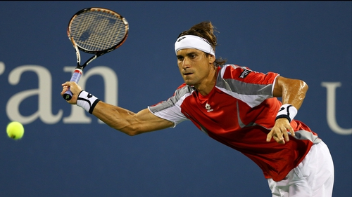 David Ferrer has reached the last eight of all four grand slams this season