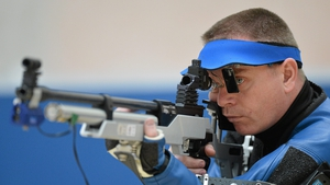 Seán Baldwin has come 17th in the R7-50m rifle 3 positions SH1 qualifiers