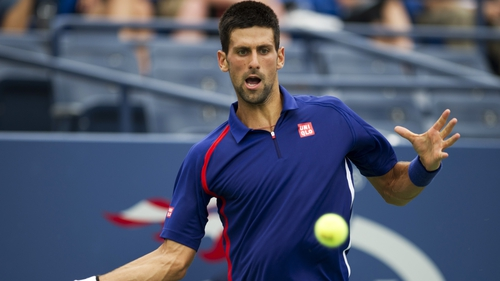 Djokovic remains on course to retain US crown
