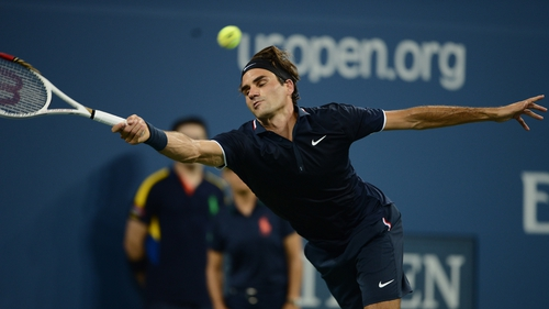 Roger Federer was beaten in four sets by Tomas Berdych