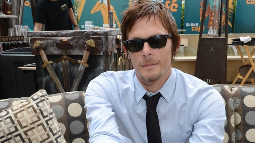 Norman Reedus: tells Walking Dead critics where to go