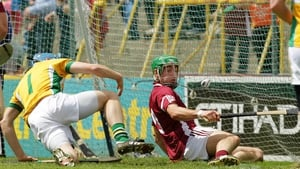 But David Burke landed their third goal past Offaly goalkeeper James Dempsey