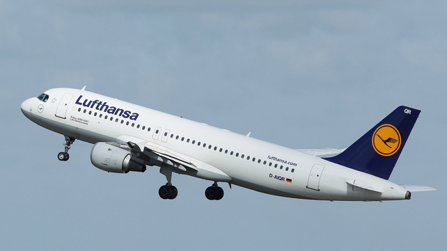 Lufthansa has said customers can change their flights free of charge