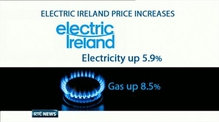 Customers of Electric Ireland face price rise