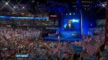 Poor US job figures released after Obama speech