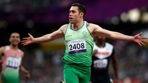 Jason Smyth's latest success took Ireland's gold medal haul to eight, ahead of the likes of Canada, Spain and South Africa