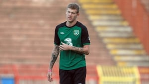 James McClean said he let 'frustration' get the better of him