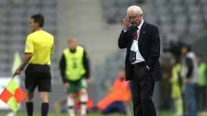 Giovanni Trapattoni warns his players to keep their opinions in-house