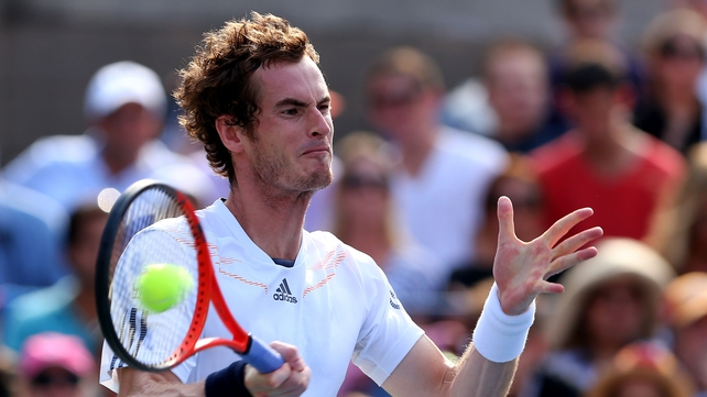 Andy Murray has reached the US Open final