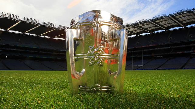 The Liam MacCarthy Perpetual Challenge Cup. Who will take home hurling's biggest prize?