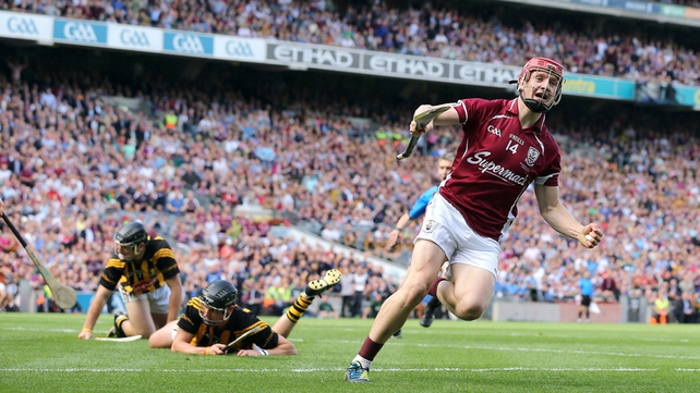 Joe Canning will go head to head with Henry Shefflin again next week