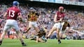 Galway earn replay against Kilkenny