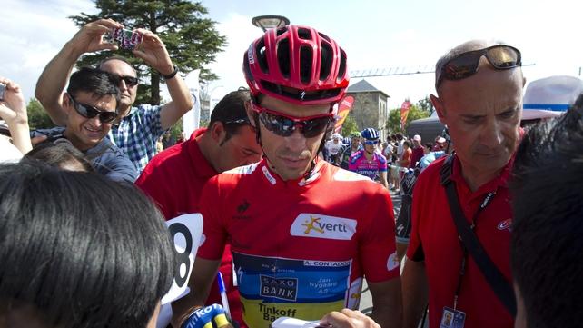 Alberto Contador has won La Vuelta a Espana