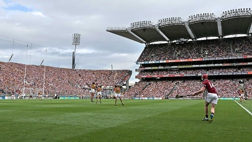 Joe Canning's equaliser ensured the GAA got another bumper pay day last September