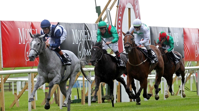 Sky Lantern's biggest success to date came in the Moyglare Stud Stakes at the Curragh