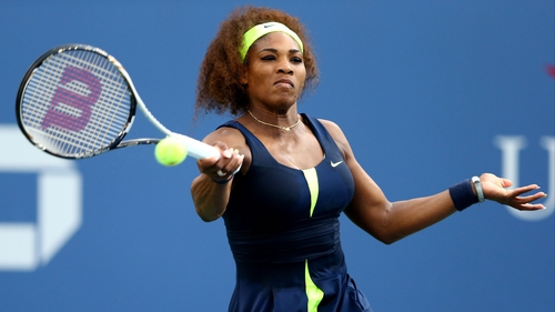 Serena Williams has now won 15 grand slam titles
