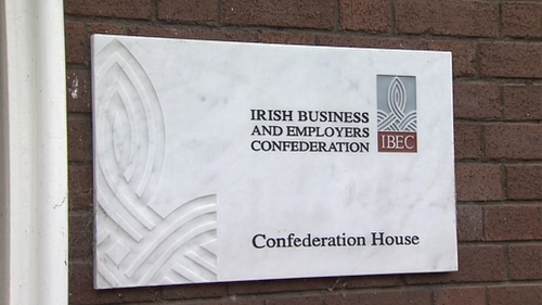 IBEC seeing signs that the economy is picking up
