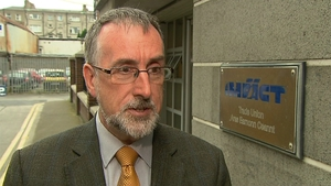 Shay Cody reiterated that management has warned that without a deal it will impose pay cuts of at least €1bn