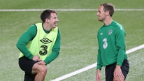 Ireland's David Meyler sees the Greece match as an opportunity to stake a claim for a place in the team