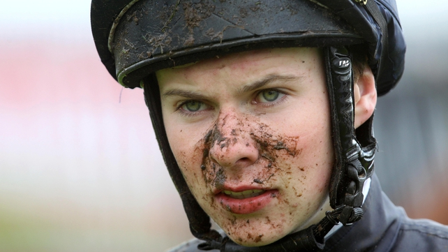 Joseph O'Brien led Battle Of Marengo to victory at the Curragh