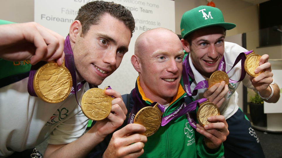 An impressive tally from Jason Smyth, Mark Rohan and Michael McKillop.