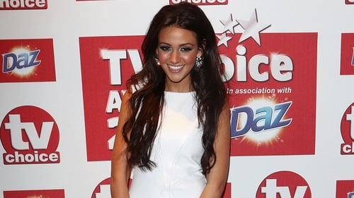 Michelle Keegan plays Tina in Coronation Street