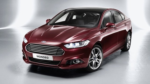 New Mondeo Next Year