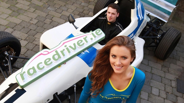 Become a racing driver