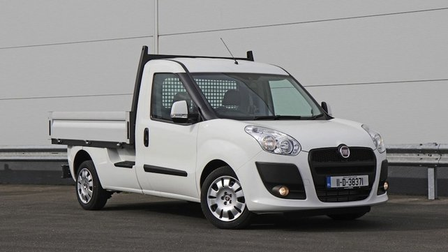 FIAT ploughs on