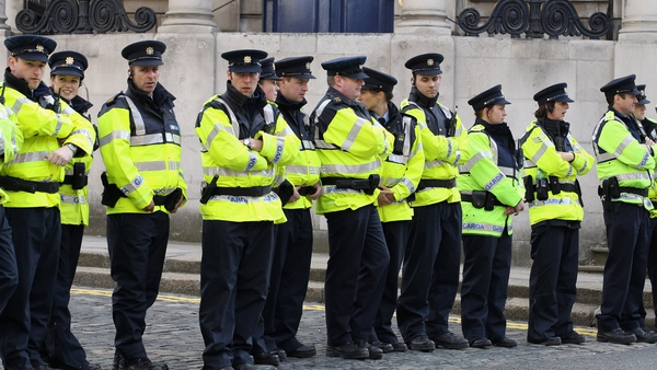 The new rosters have been agreed with garda associations