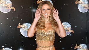 Kimberly will be back on the dance floor this Christmas