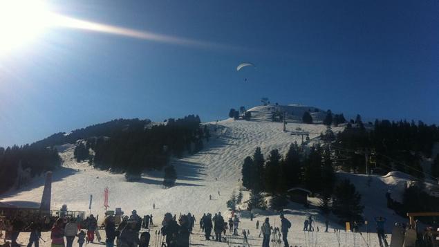 Great ski runs