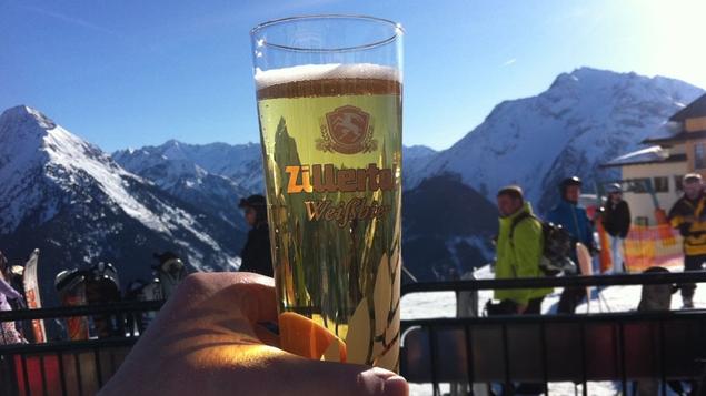 Always time for Apres Ski