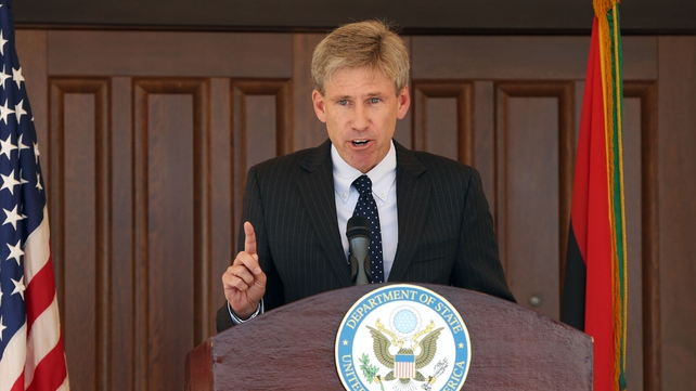 US Ambassador to Libya Christopher Stevens has been killed in Benghazi