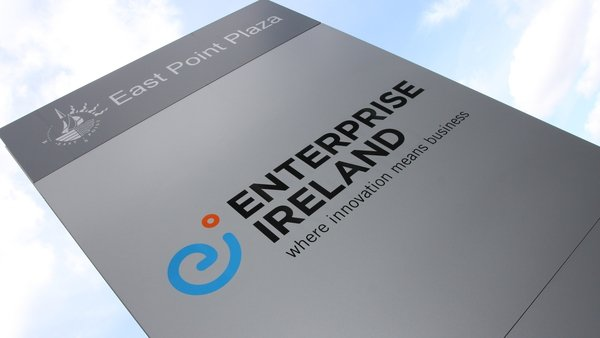 Enterprise Ireland works with Irish companies primarily focused on the export market