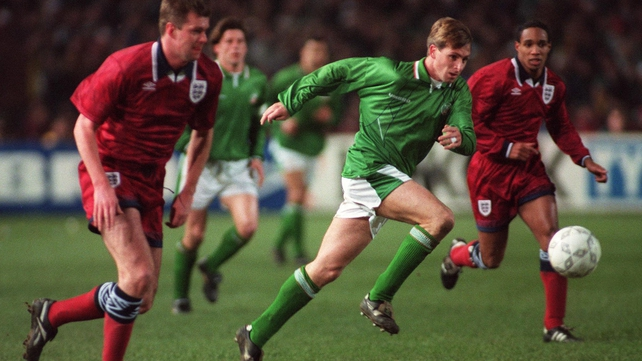 David Kelly got on the score sheet in the abandoned game in 1995
