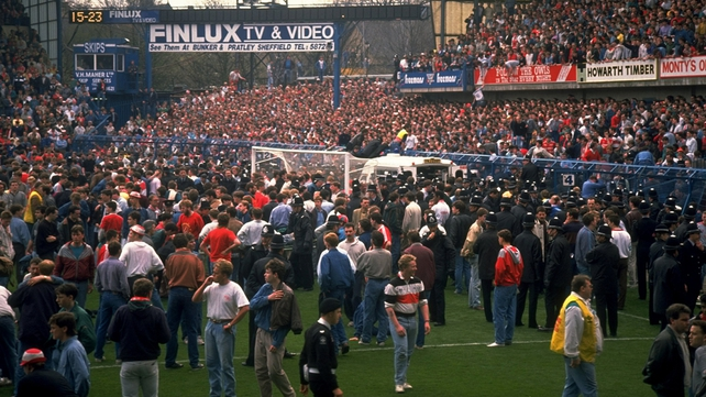 96 Liverpool fans died at Hillsborough in 1989