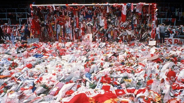Ninety-six people died in the Hillsborough disaster