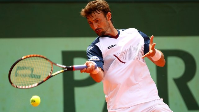 Juan Carlos Ferrero greatest moment in the game came when he triumphed at the French Open in 2003