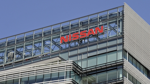 Nissan said about 600 new cars may require a new steering wheel
