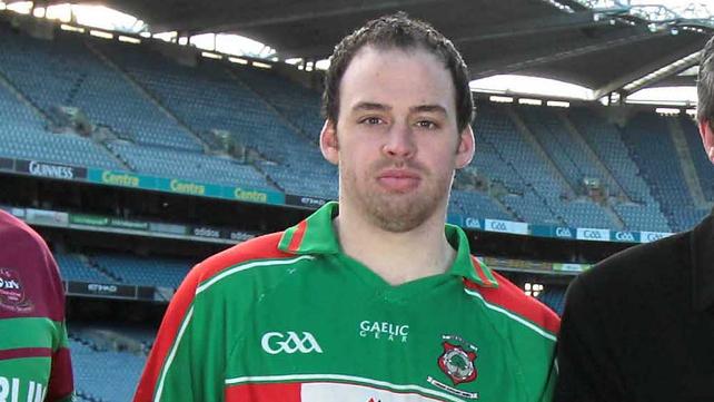 Brian Óg Maguire was a member of this season's Fermanagh senior football team