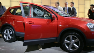 New CSO figures show that Nissan was the most popular make of new private car licensed in April