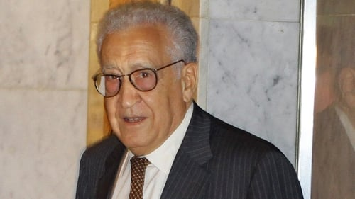 United Nations mediator Lakhdar Brahimi believes it is still possible to find a political solution to Syria