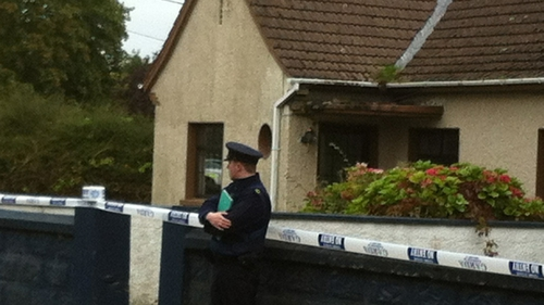 Locals have said the house had been vacant for some time