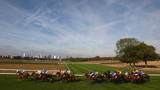 Punters will be keeping a close eye on proceedings at Longchamp for Arc clues ahead of the big race on 7 October