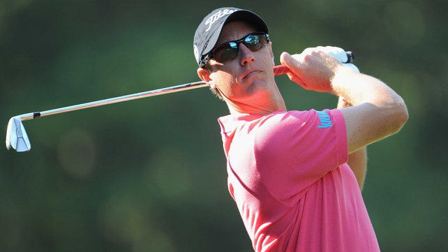 Nicolas Colsaerts shot eight birdies and just one bogey during his round in Turin